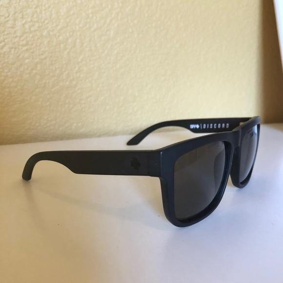 ca1e46b57ee Spy Discord Matte Black Sunglasses. M 5b877971bf7729b1a591fef5